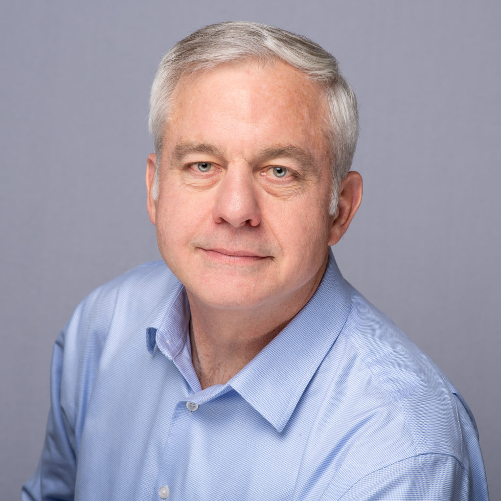 President and CEO Chris Fanning headshot