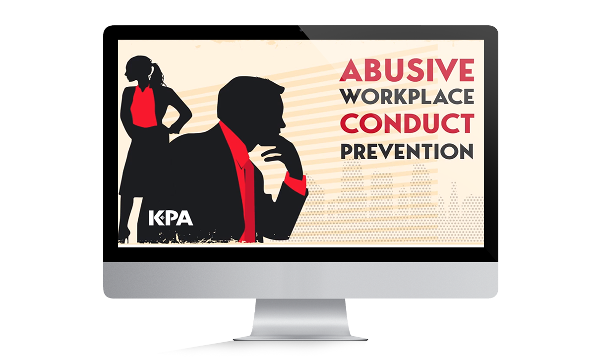 Abusive Workplace Conduct Prevention