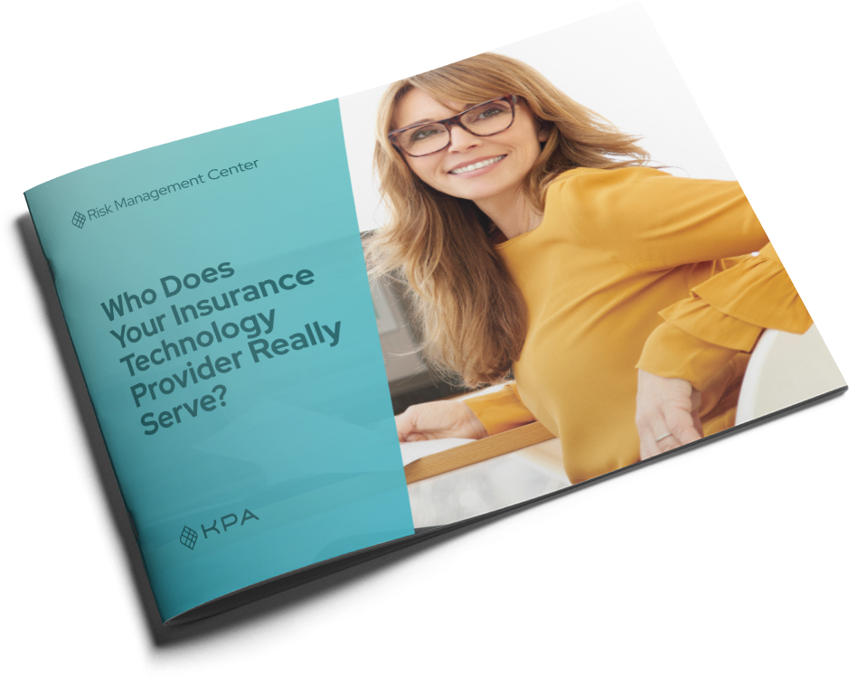 cover of ebook Who Does Your Insurance Technology Provider Really Serve?