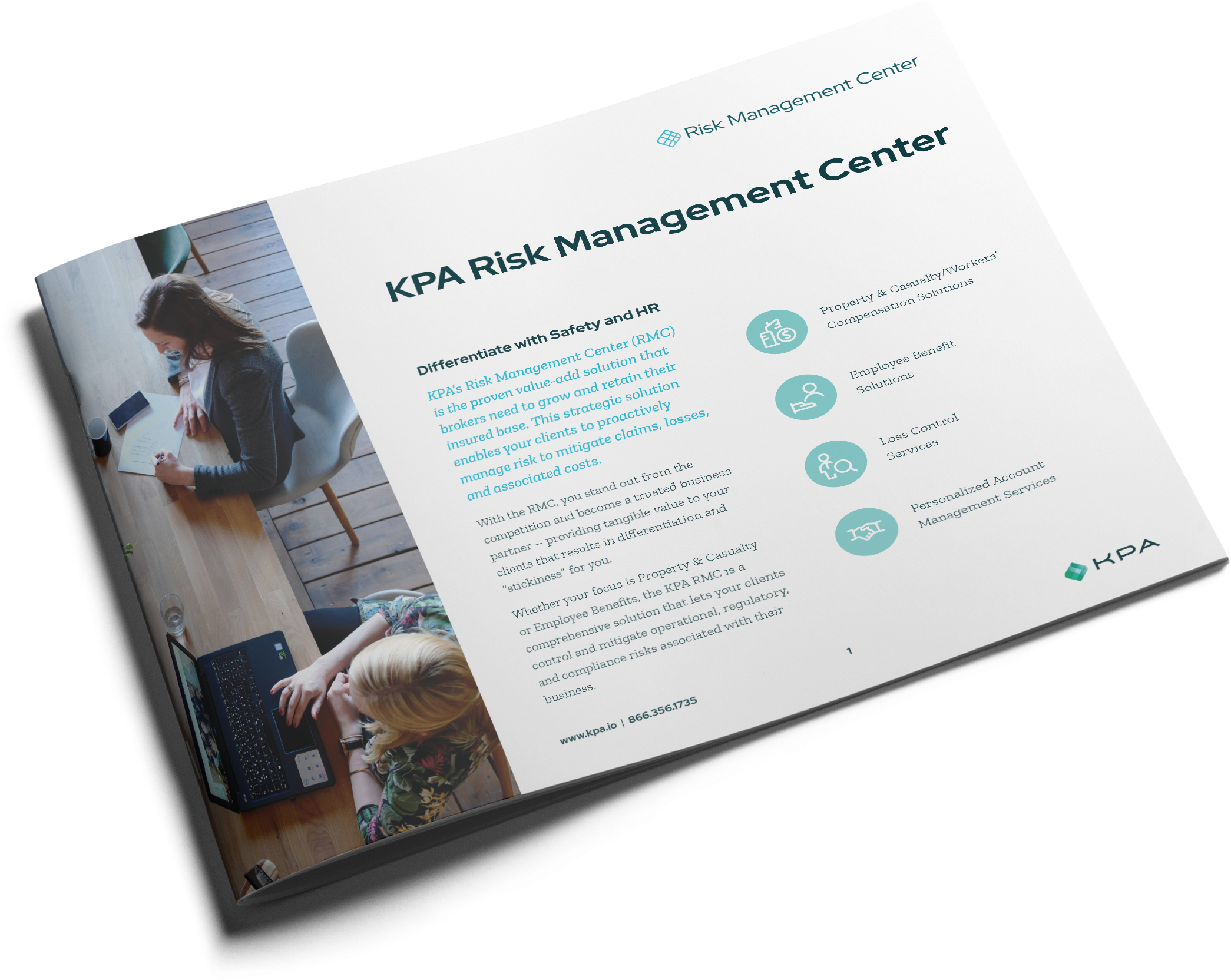 Risk Management Center Solution Brief thumbnail