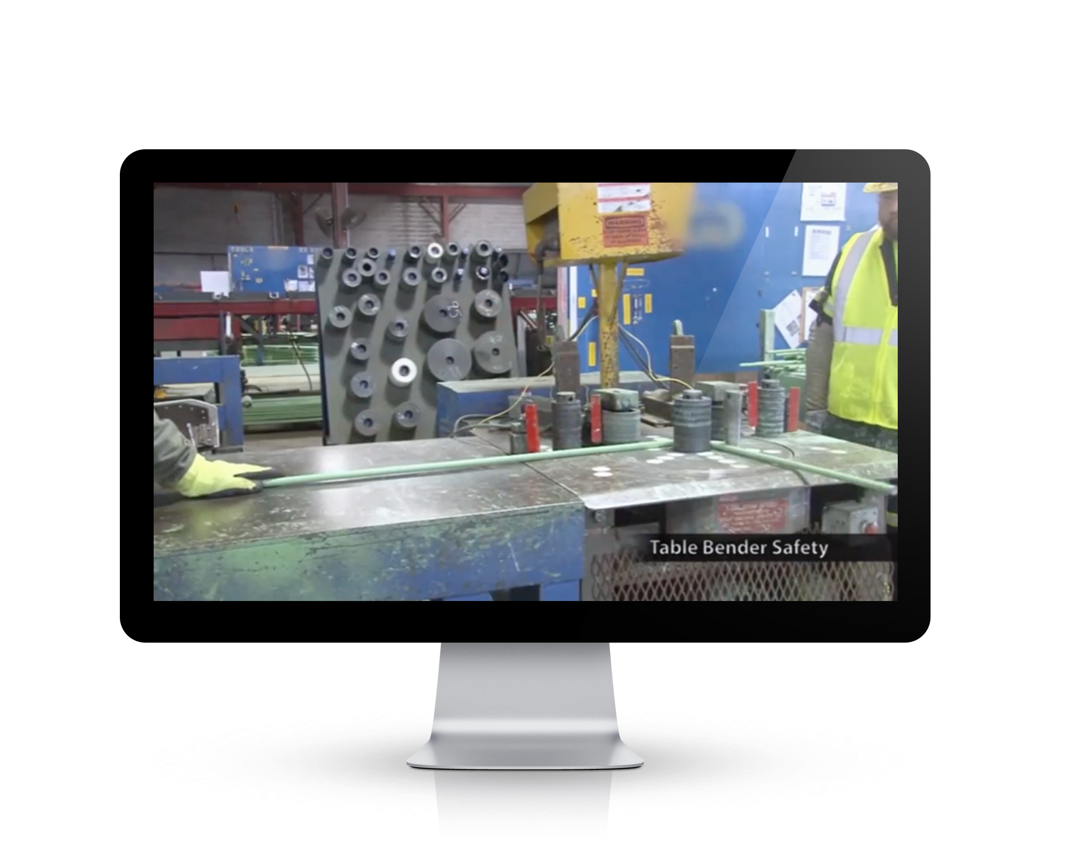 Rebar Bending Online Training in an Overlaid Video Base