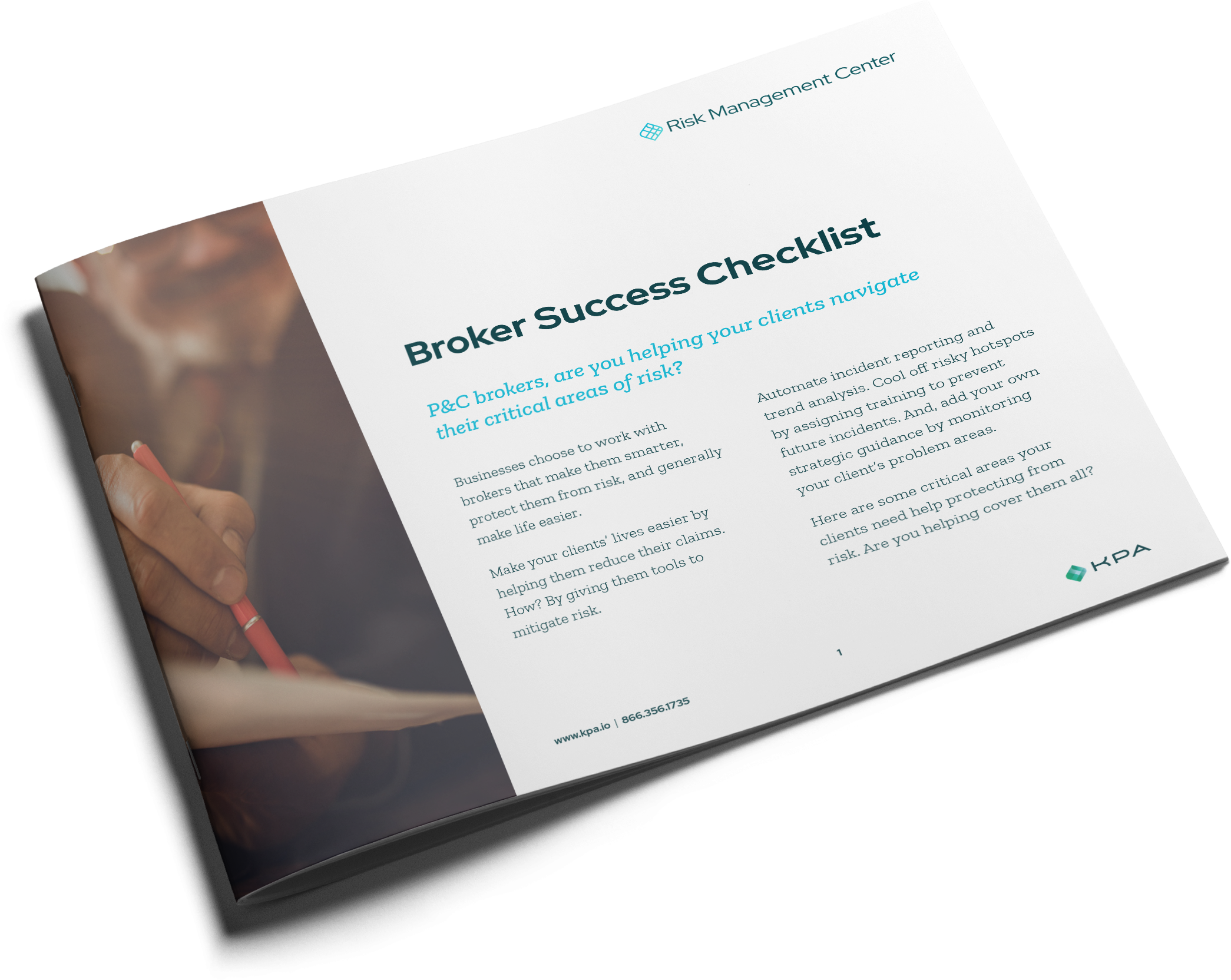 KPA Broker Success Checklist thumbnail
