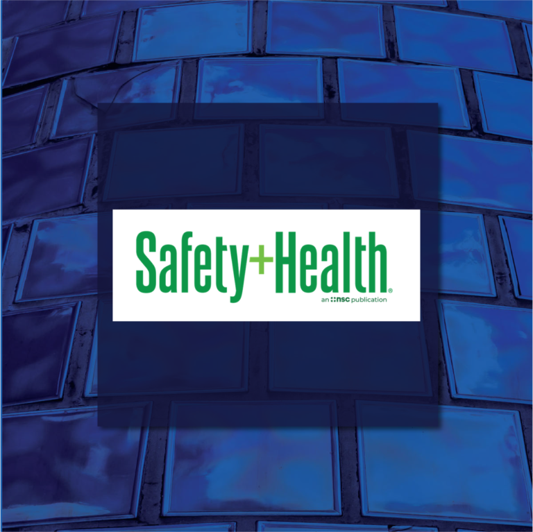 New KPA compliance safety story in Safety+Health