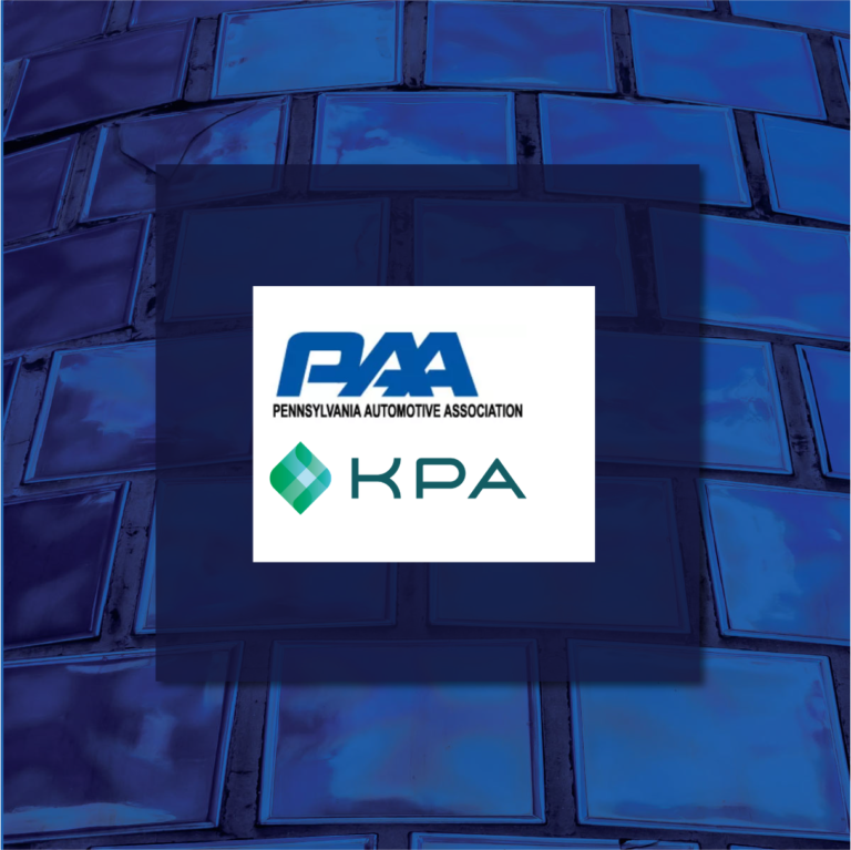 KPA and Pennsylvania Automotive Association Announce Renewed Workplace Safety Partnership