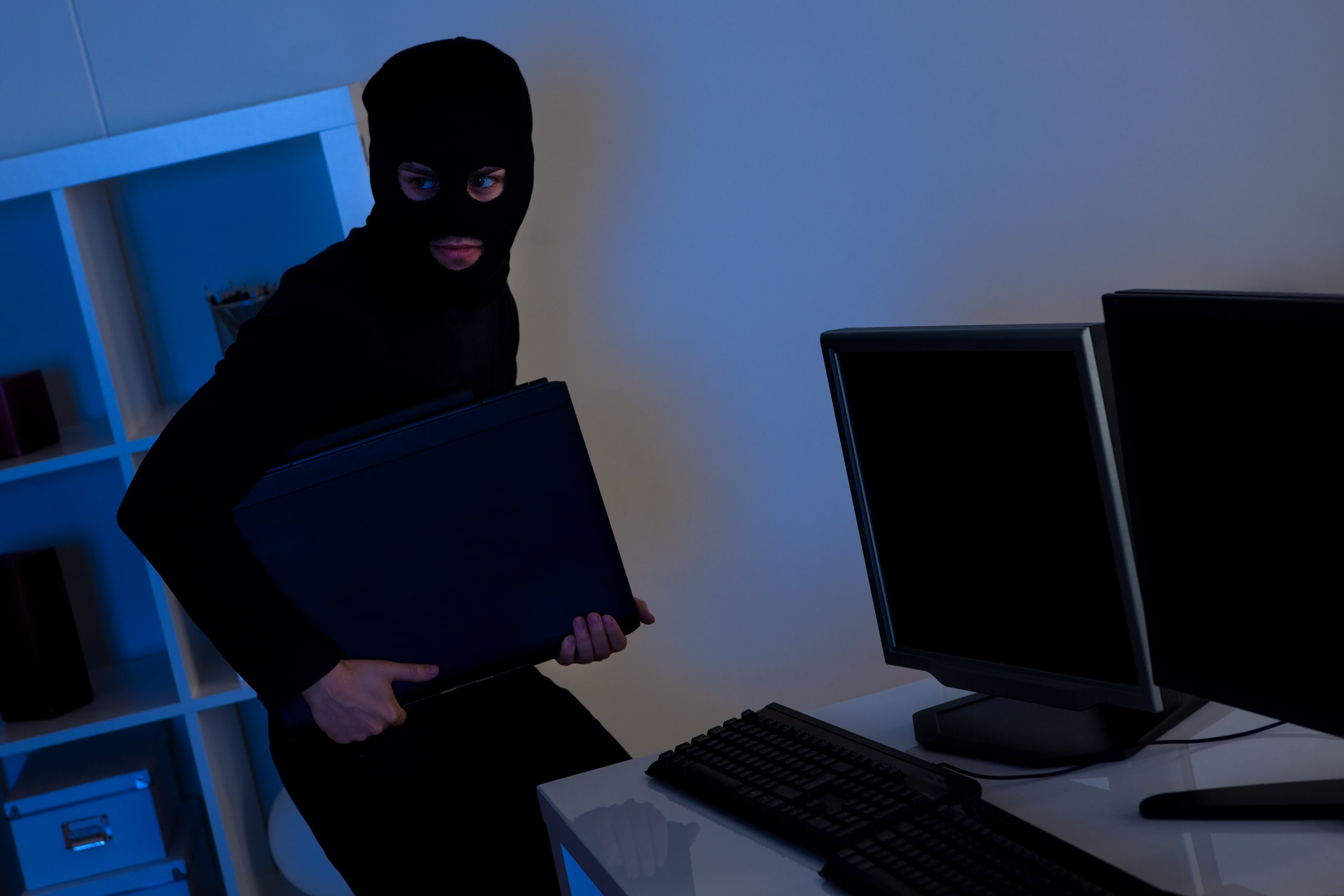 How to Address Workplace Theft