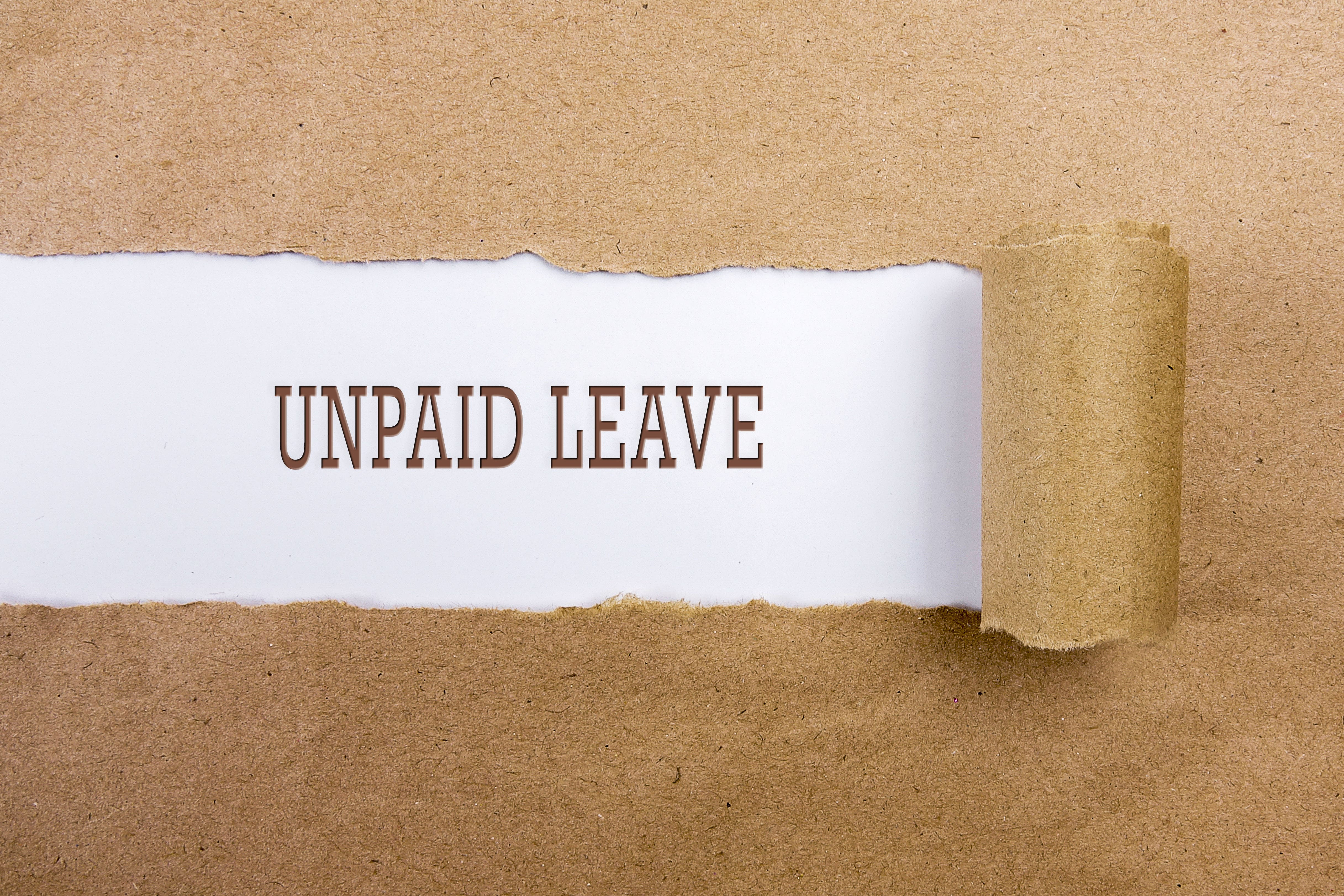 Unpaid Leave, Why Bother?