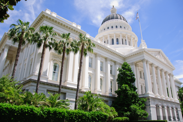 CA Legislation Update