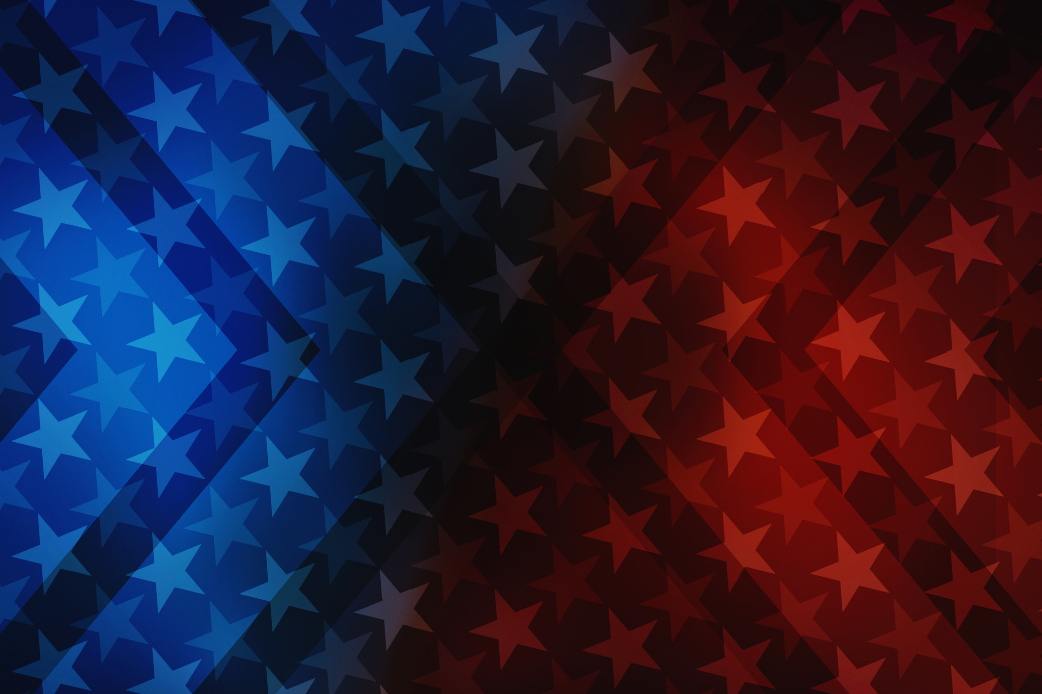 USA stars and stripes illustration background