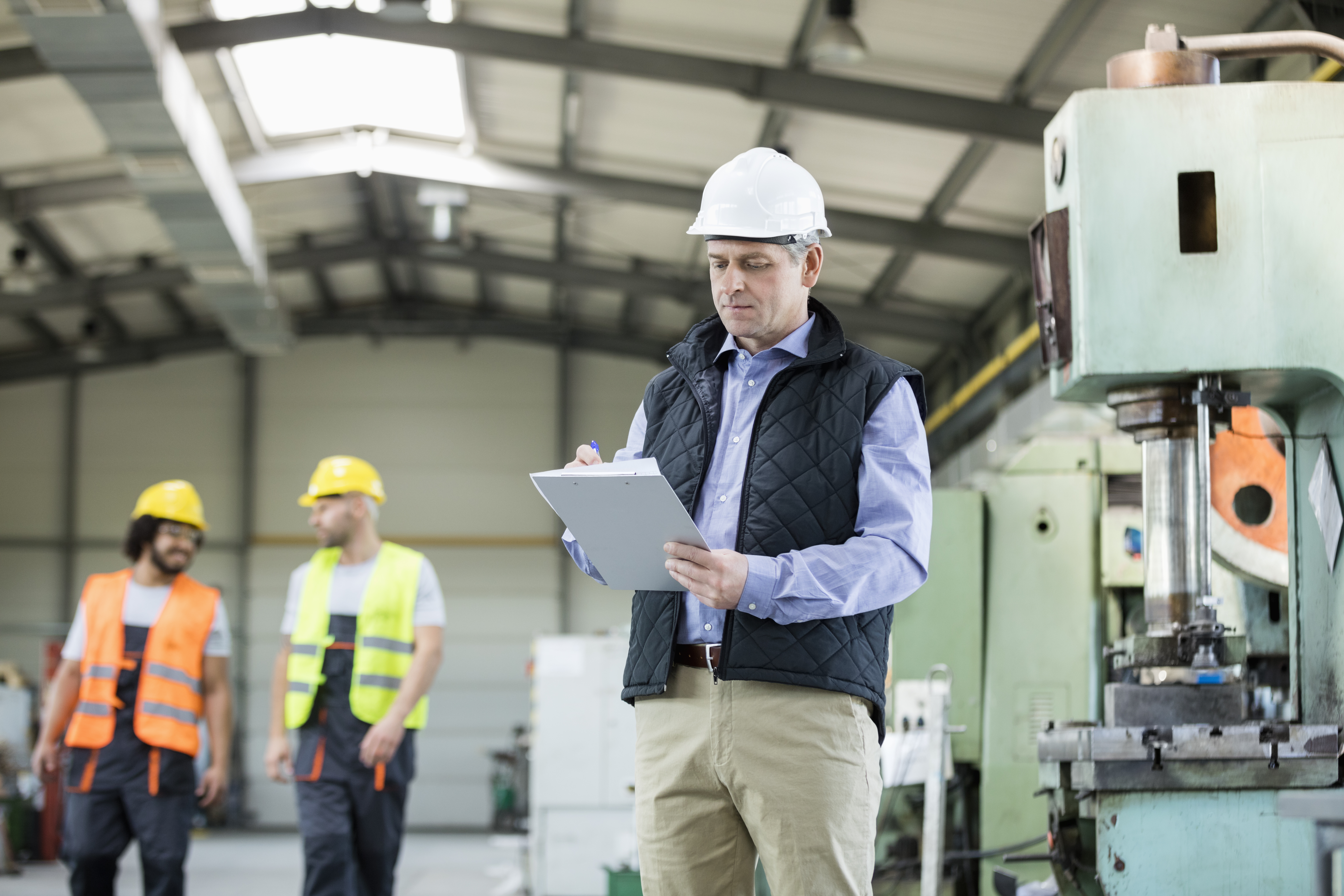 OSHA Inspections 101: What You Need to Know to Protect Your