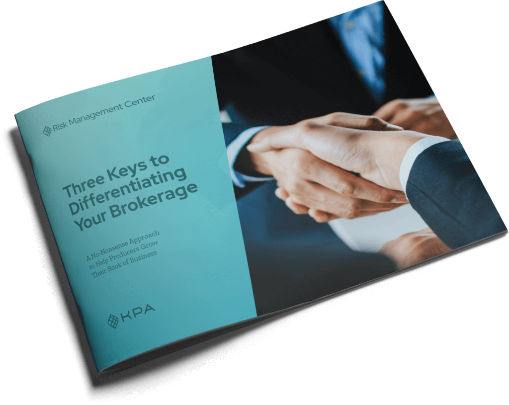 3 keys to differentiating your brokerage cover
