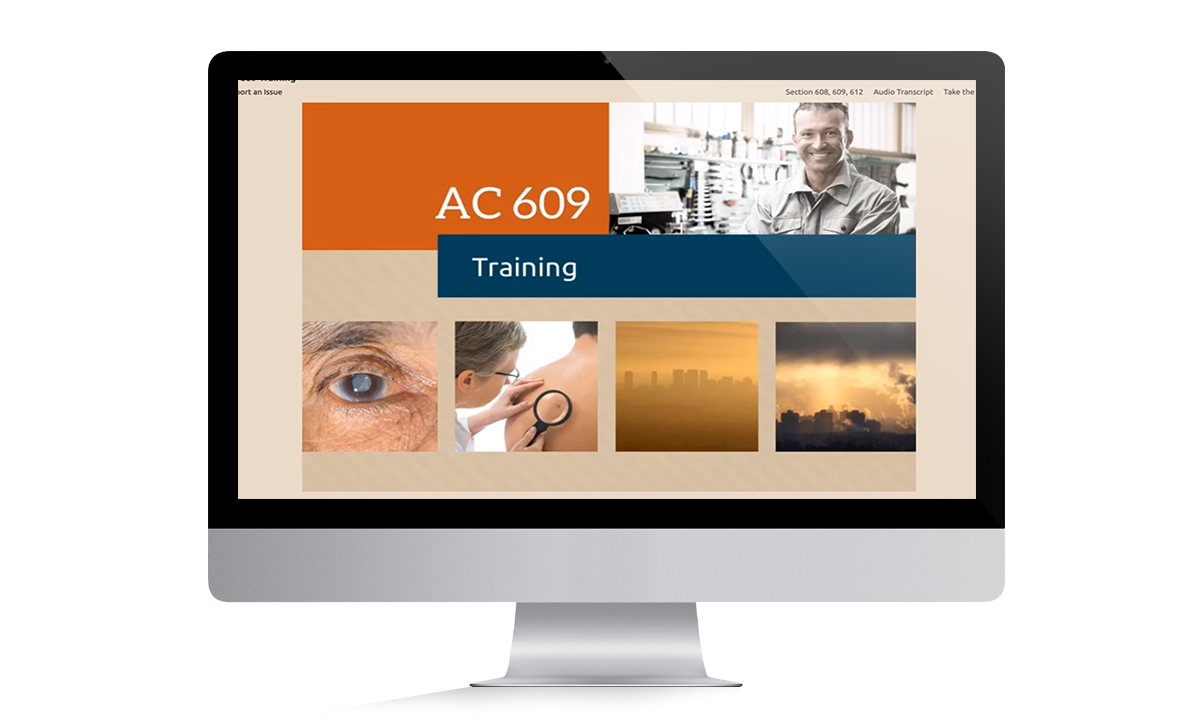 AC 609 Working with MVAC Systems Training