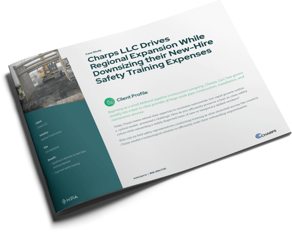 Case Study Charps cover