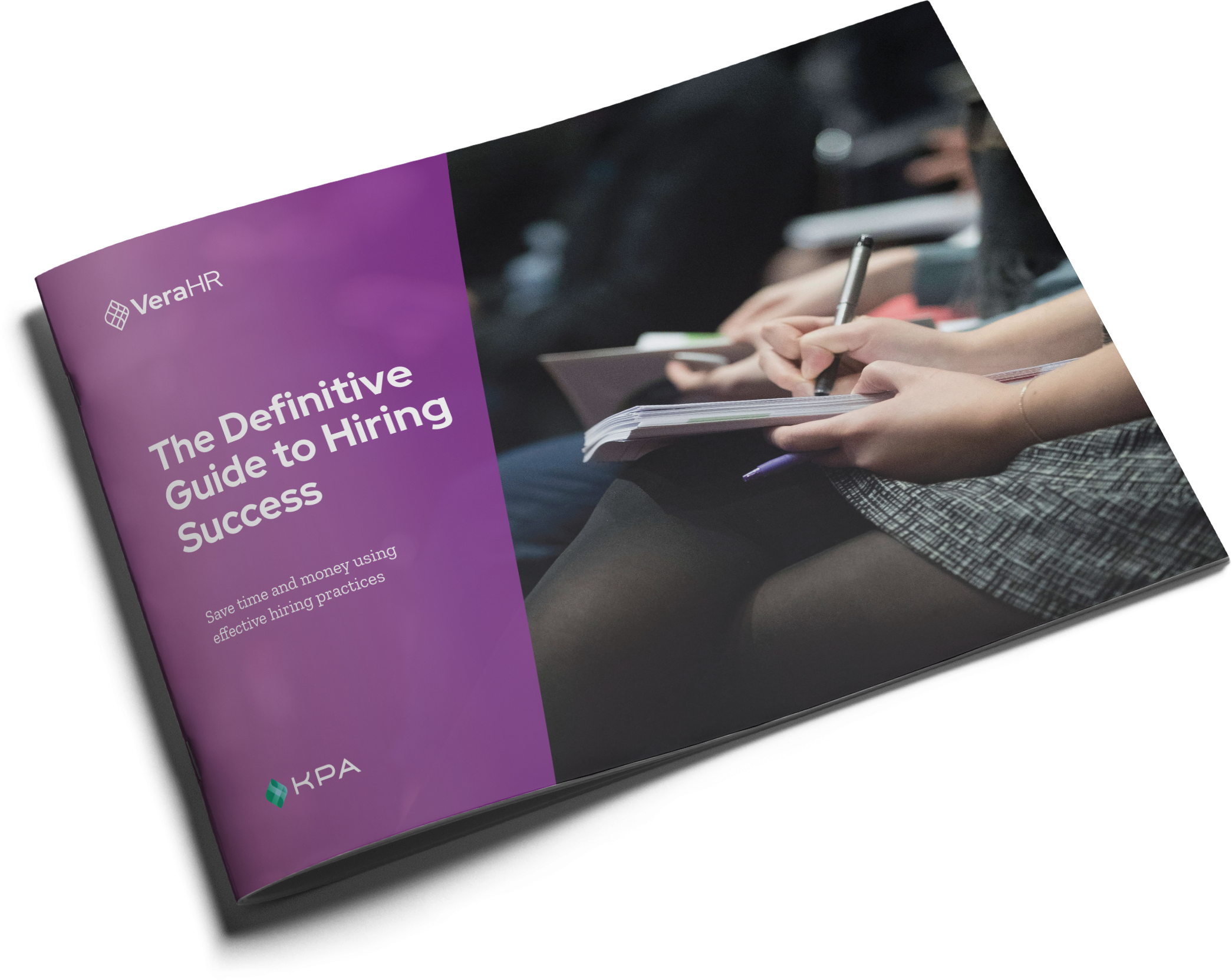 The Definitive Guide to Hiring Success cover
