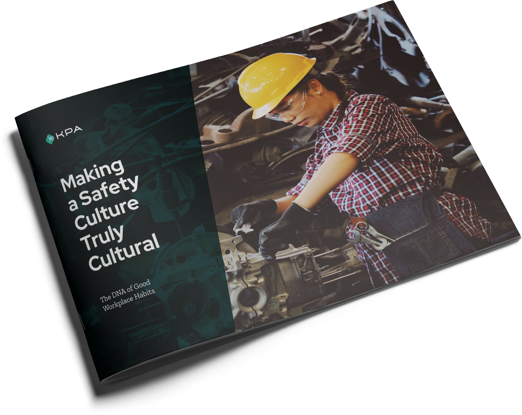 Making a Safety Culture Truly Cultural booklet cover