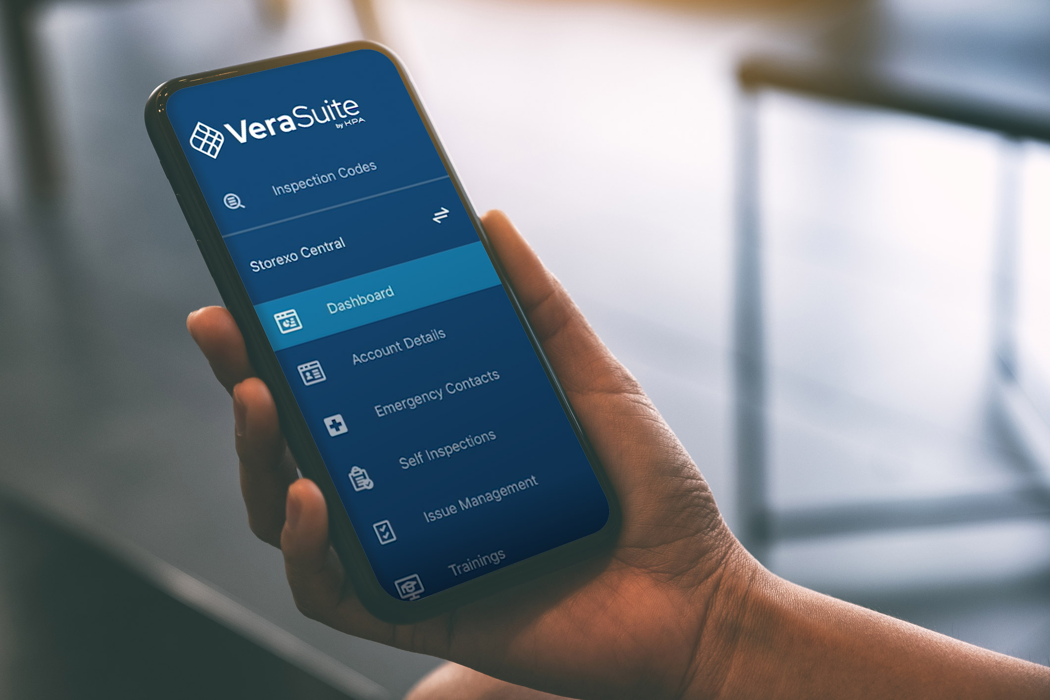 Vera Suite Mobile Application