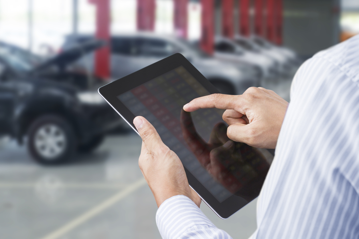 Auto dealer virtual safety review