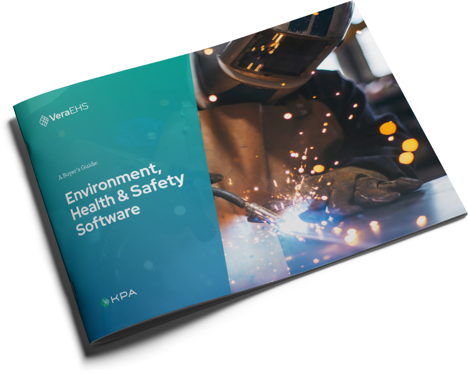 KPA - A Buyer's Guide to EHS Software Cover