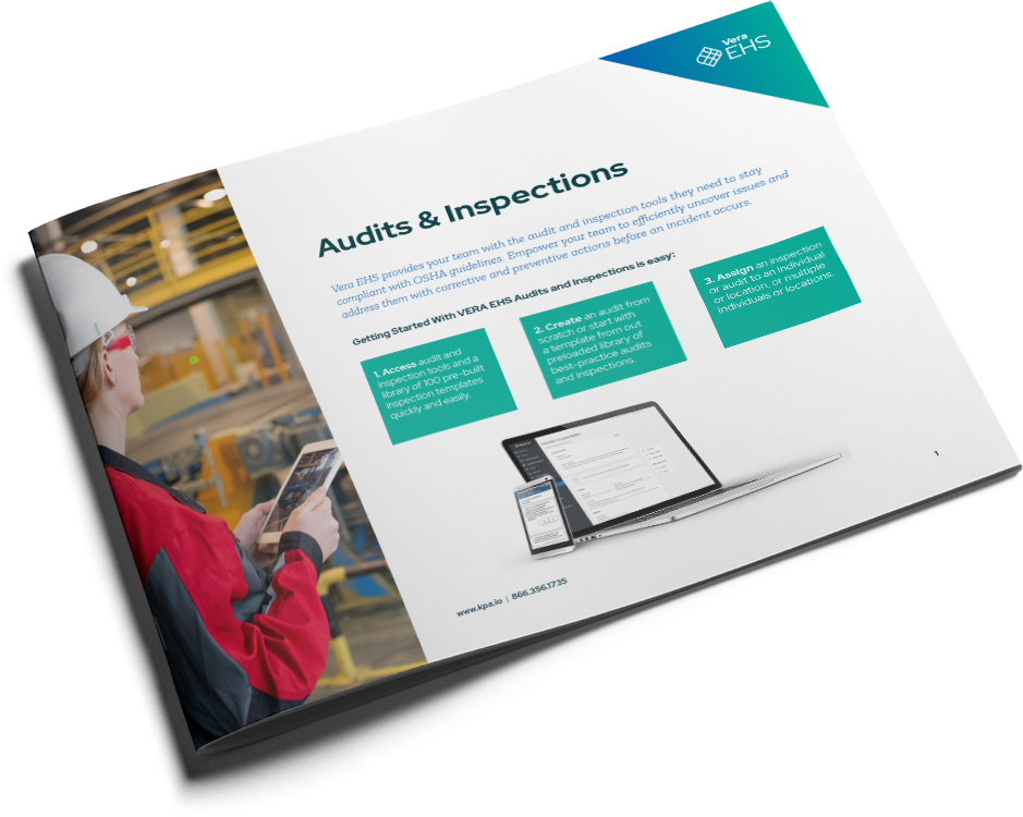 Audits and Inspections Datasheet Thumbnail Cover