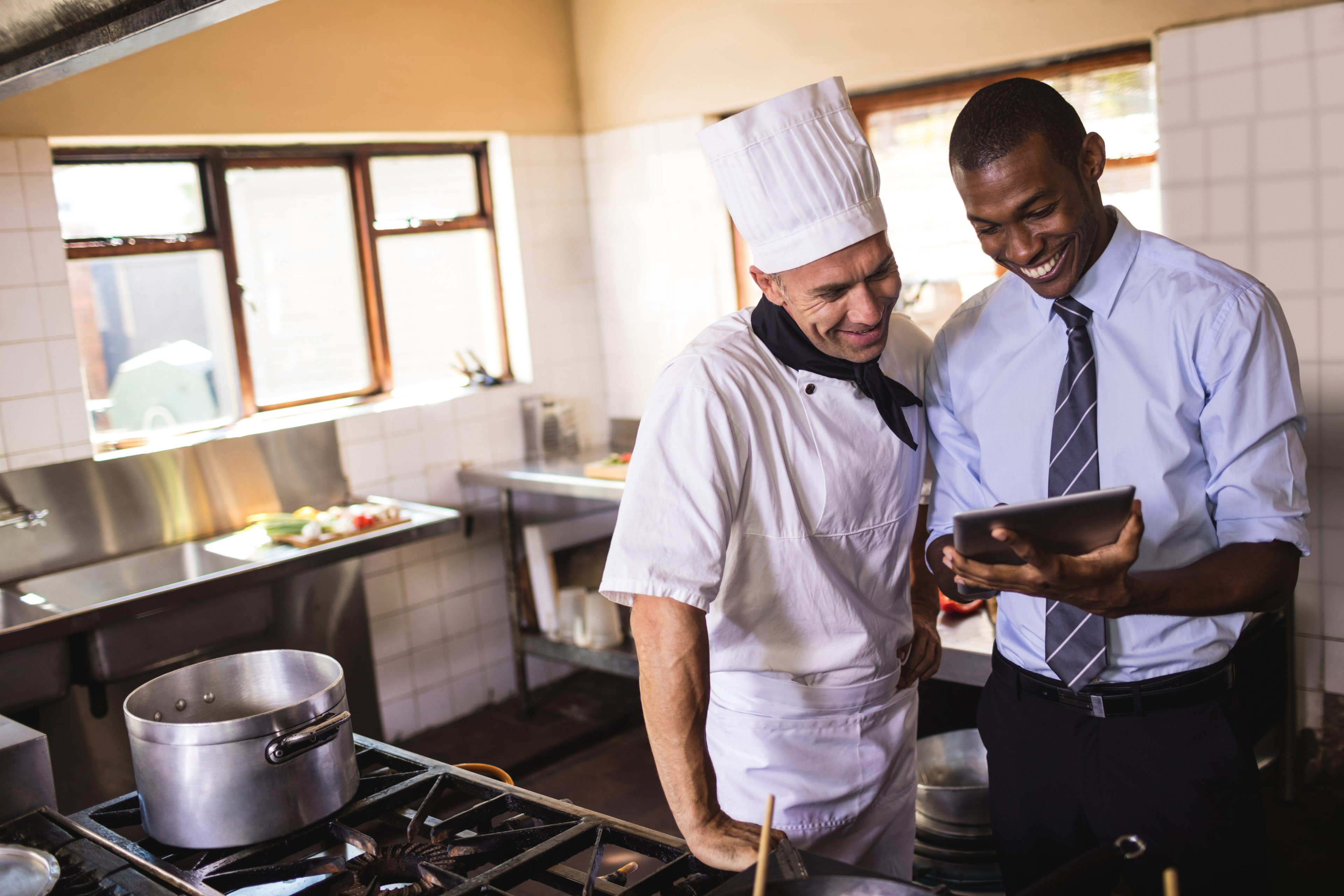 Chef consulting EHS software
