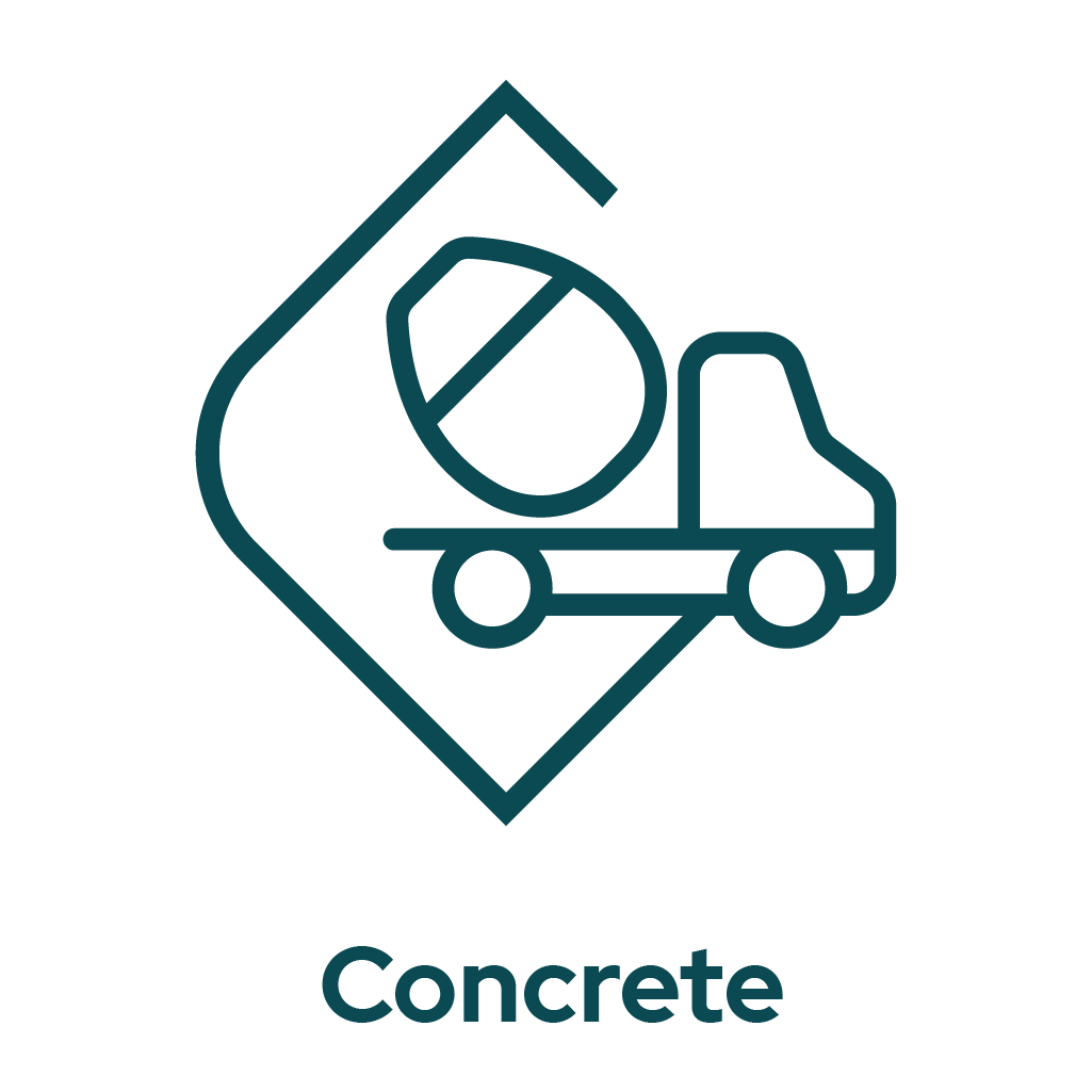 Concrete Icon