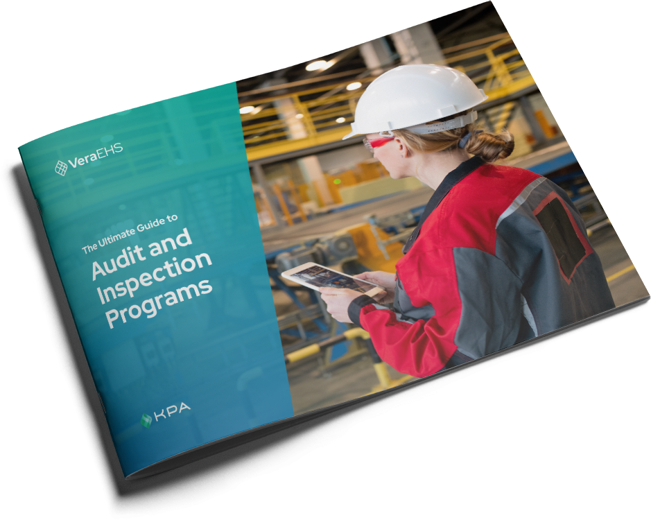 KPA - Ultimate Guide to Audits & Inspections eBook - Cover