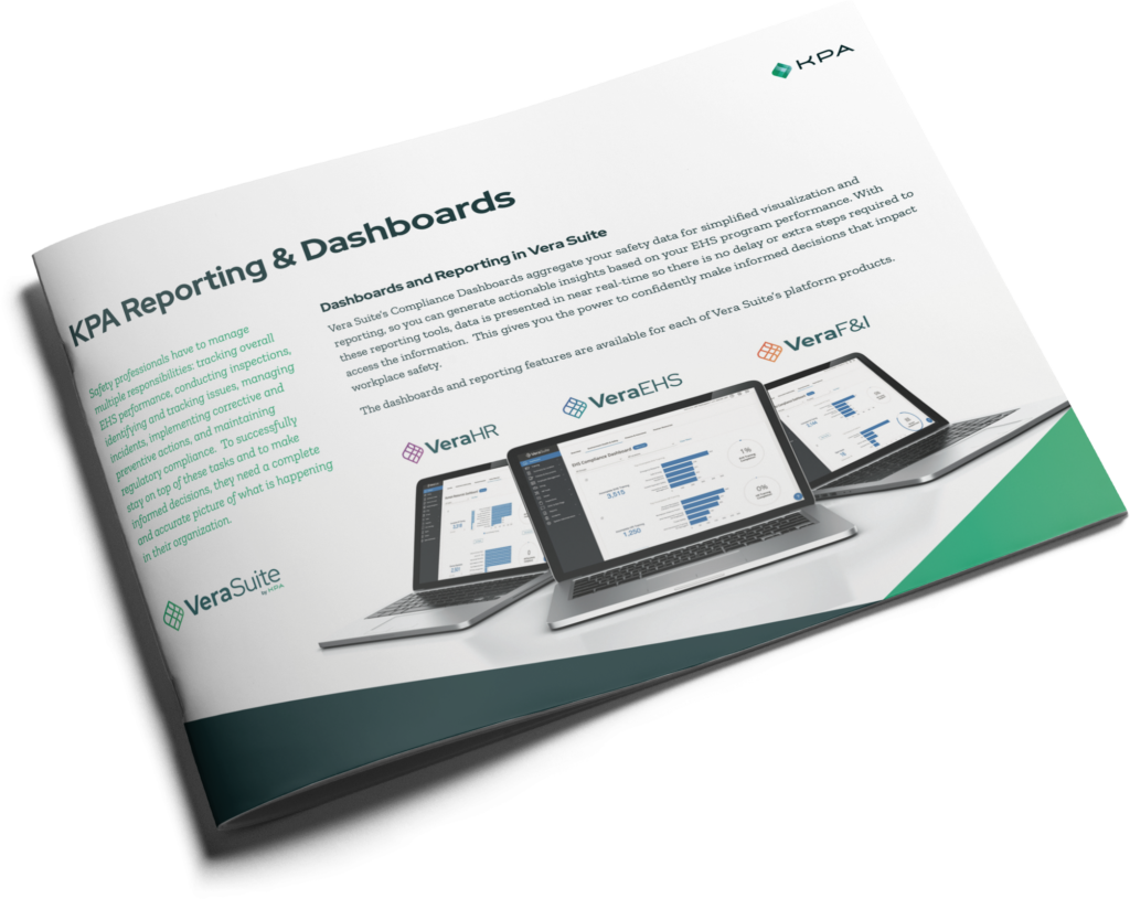 Reporting & Dashboards Solution Brief