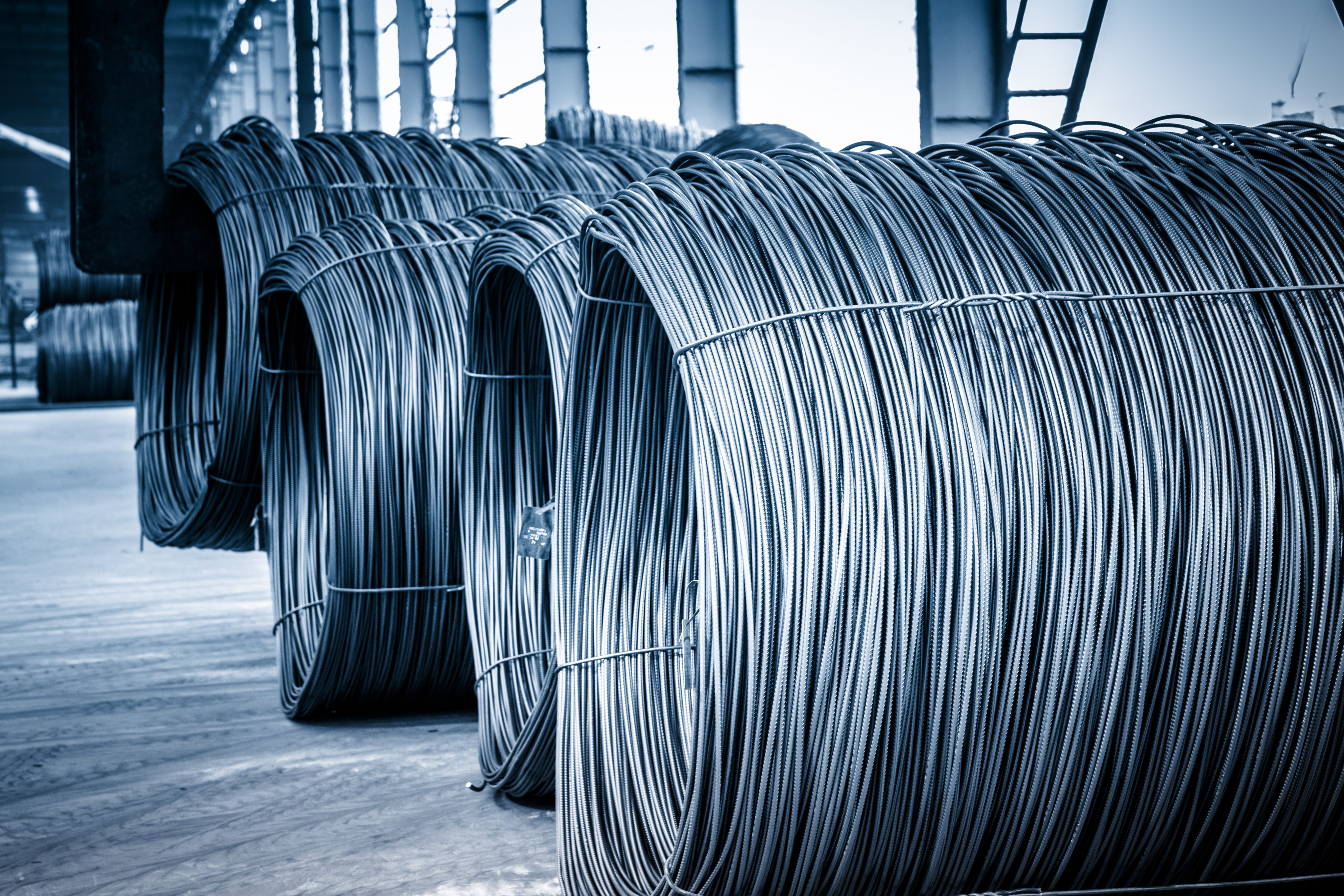 Steel Wire in Coil