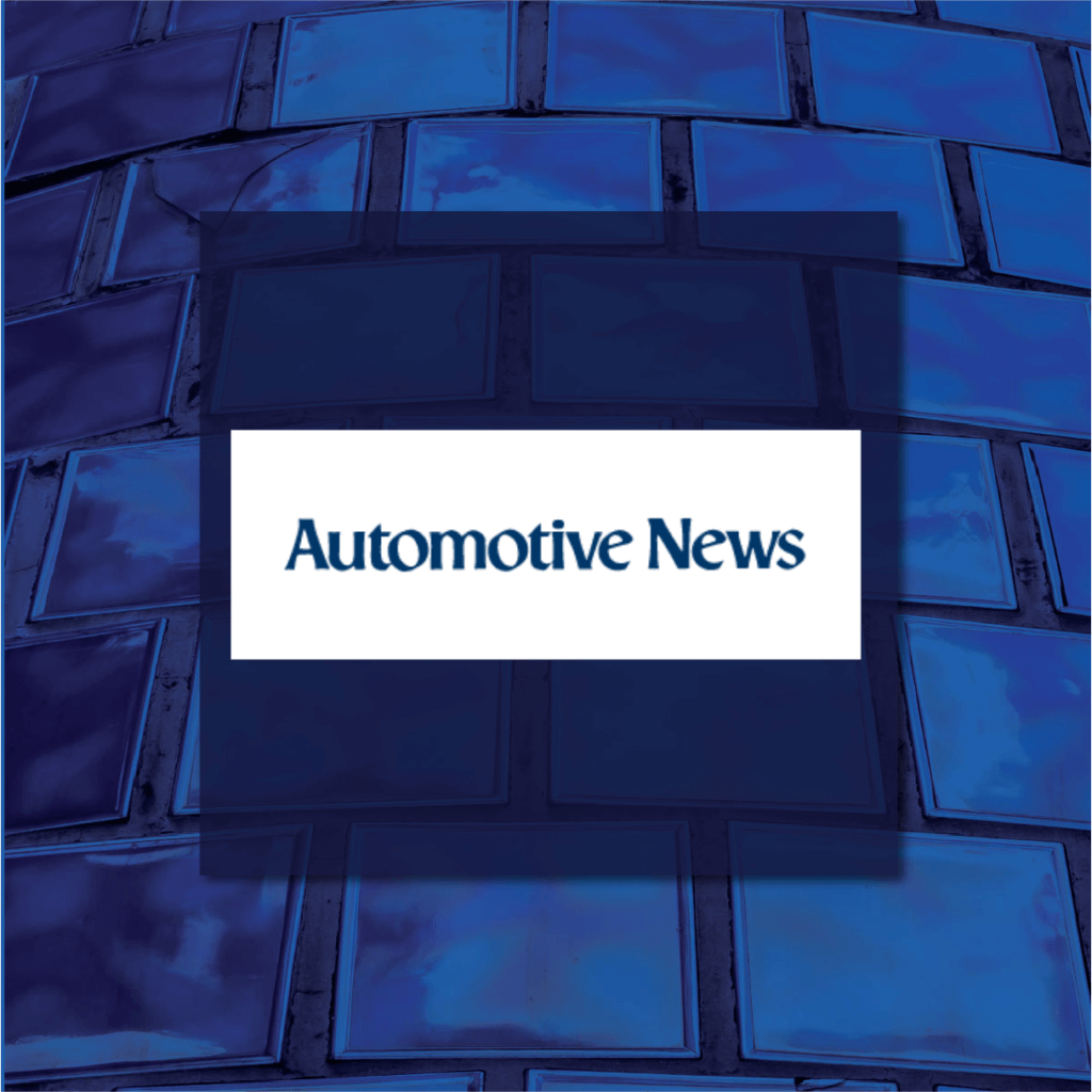 Automotive News article featuring a KPA safety consultant
