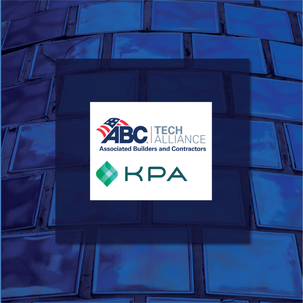 KPA joins Associated Builders and Contractors Tech Alliance